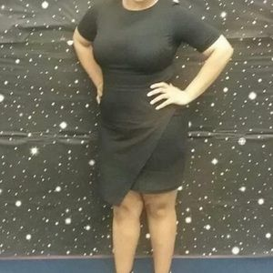 Macy's Black Formal Dress